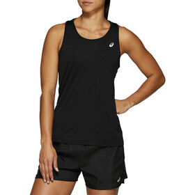 asics Silver Tank Damer, performance black